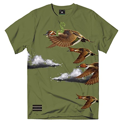 Foto de Camiseta LRG Higher Elevation Tee Olive