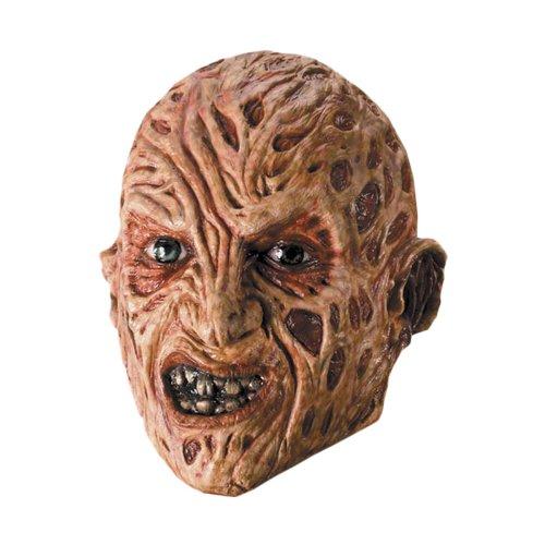 Unbekannt Nightmare Freddy Krueger Horror Maske für Halloween und Fasching, Kostüm Zubehör