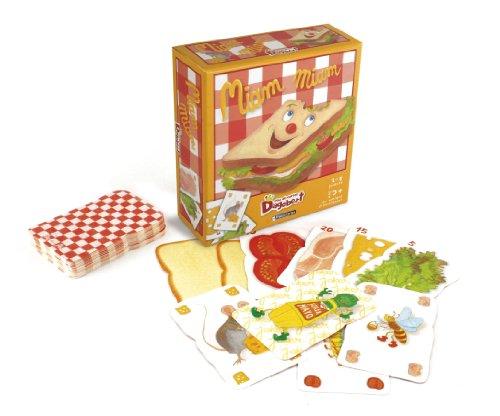 Drôles De Jeux - 412311 - Miam Miam - Jeu De Cartes