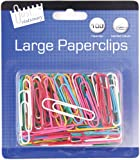 Just Stationery Jumbo Paperclip (Pack of 100)