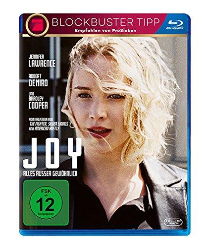 Bild von Joy - Alles außer gewöhnlich [Blu-ray]