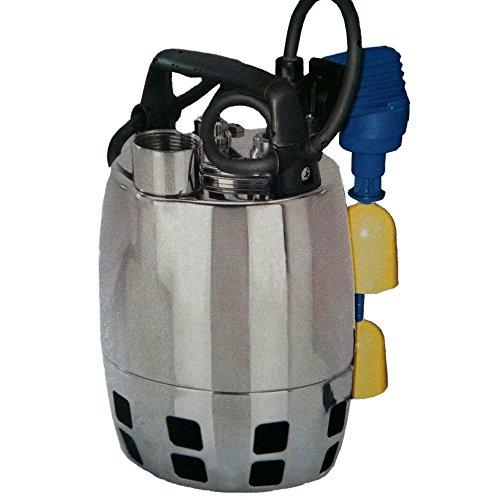 CALPEDA Pompe Submersible GXVM Drainage GXV25-8m GFA 0,37kW 0,5Hp 230V 50Hz