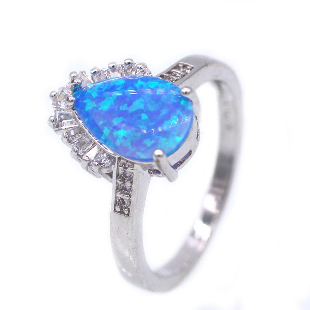 LOVE STUDIO, anelli di modo delle signore Anelli brillanti AAA Zircon forma anelli di barretta Anel