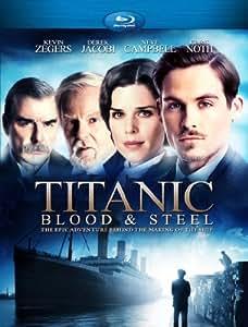 Titanic: Blood & Steel [Blu-ray] [Import anglais]