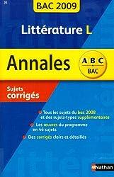 ANNAL 09 ABC SUJ COR LITTERA L