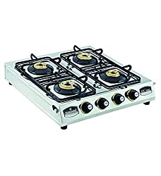 Sunshine CT 100 Gas Stove, 4 Burner
