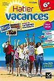 Cahier de vacances de la 6e vers la 5e - Révisions toutes matières