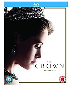 The Crown: Season 1 [Blu-ray] [2017] [Region Free]
