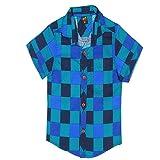 Calculus kids Multicolor Cotton Shirts