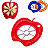 Stella APPLE CUTTER CORER DIVIDER SLICER PEAR FRUIT STAINLESS STEEL METAL SLICER