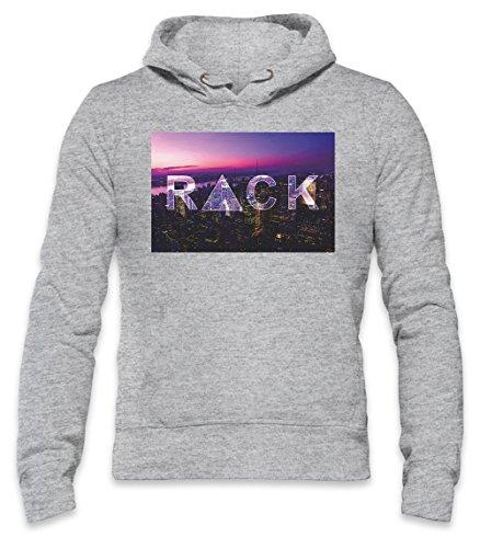 Rack City Mens Hoodie XX-Large Chris Beanie Wells