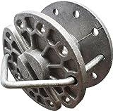 Rutland 18-183R Easy Way Draht und Seilspanner, Metall