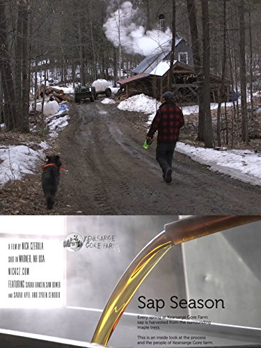 Sap Season Cover