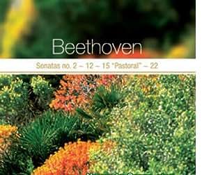 Beethoven:Sonata No.2,12,15 & [Import anglais]
