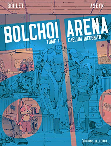 Bolchoi arena (1) : Caelum incognito