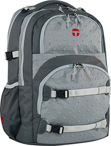 Take It Easy Schulrucksack OSLO-FLEX Zoom 557002 grau