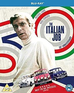 The Italian Job - 40th Anniversary Edition [Blu-ray] [1969] (B001SAO38Q) | Amazon price tracker / tracking, Amazon price history charts, Amazon price watches, Amazon price drop alerts