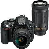 Nikon D5300 24.20 Megapixels Digital SLR Camera Dual Lens Kit