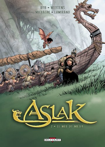 Aslak (2) : Le Mât du milieu