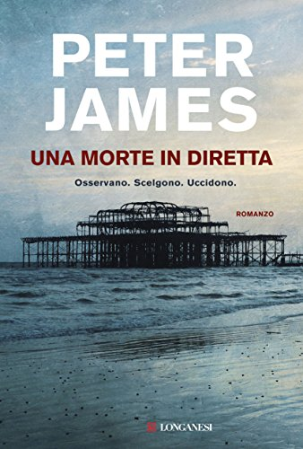Una morte in diretta di [James, Peter]