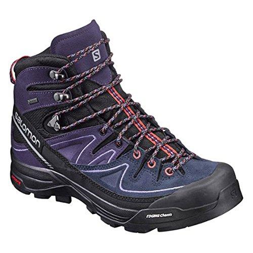 Salomon Shoes X Alp Mid Ltr Gtx® W Bk/Nightshad