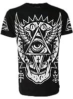 Darkside ALL SEEING EYE mens Black T-Shirt