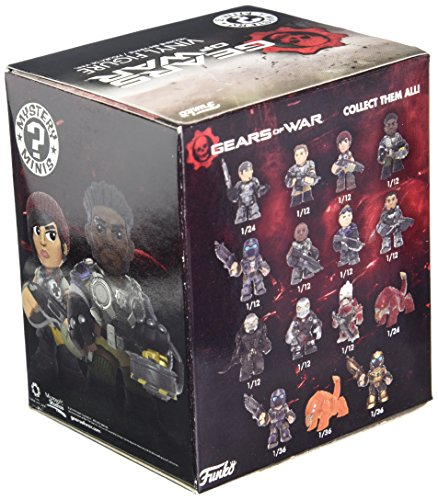 Funko - Figurine - Gears Of War Mystery Minis - 1 boîte au hasard / one Random box - 0889698113564