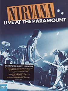 Nirvana - Live At The Paramount Theatre (Edizione 20° Anniversario Nevermind) [DVD]