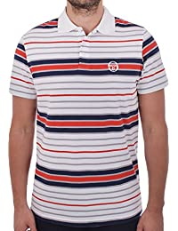 d7d3c1ad Amazon.co.uk: Sergio Tacchini - Tops, T-Shirts & Shirts / Men: Clothing