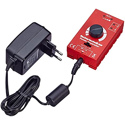Fischertechnik Power Set 220V - Fuente de alimentación (505283)