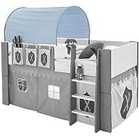 Dynamic24 Molly Kids Spieltunnel Blau preisvergleich bei kinderzimmerdekopreise.eu