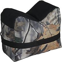 Banco de Tiro para Rifle/Arma de Aire Comprimido Caza Objetivo Tiro Camuflaje