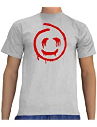Touchlines Unisex/Herren T-Shirt Red John - The Mentalist B1754