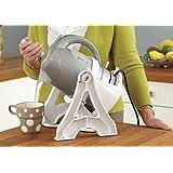bouilloire Bec verseur/benne–Convient pour bouilloires avec une base ou une corde.