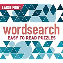 Large Print Wordsearch (Landscape Puzzles)