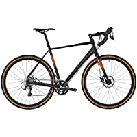 SERIOUS Grafix Black-orange Earth 2018 Cyclocrosser