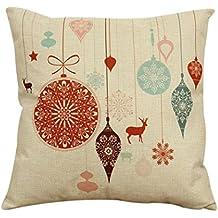 Sunnywill Vintage Weihnachten Sofa Bett Home Decor Kissen Fall Kissenhlle Fr Zuhause Ist Nicht
