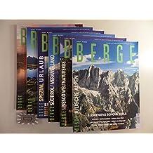Berge - Das internationale Magazin der Bergwelt : kompletter Jahrgang 2004 [6 Hefte].