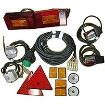 Kit eléctrico para remolque (6000x2500)