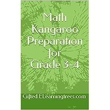 Math Kangaroo Preparation for Grade 3-4