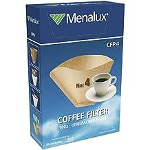 Menalux CFP4 - Filtro desechable para café