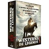 Westerns de légende - Vol. 1 : Les cavaliers + La bataille de la vallée du diable + Butch Cassidy et le Kid + Comancheros