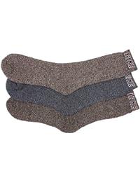 6 x Herren Big Foot XL Stiefel Socken / HIKE (größe 11-13)