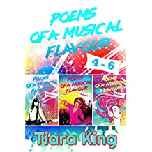Poems Of A Musical Flavour: Box Set 4-6 (English Edition)