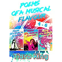 Poems Of A Musical Flavour: Box Set 4-6
