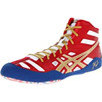 Asics Jb Elite Wrestling Shoes for Men Multi Color