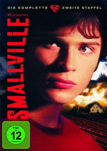 Smallville - Staffel 2 [6 DVDs] (2 Smallville-season)