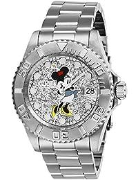 Invicta Disney Limited Edition Reloj de Mujer Cuarzo Correa de Acero 27384