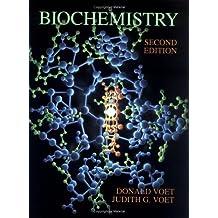 Biochemistry by Donald Voet (1995-01-15)