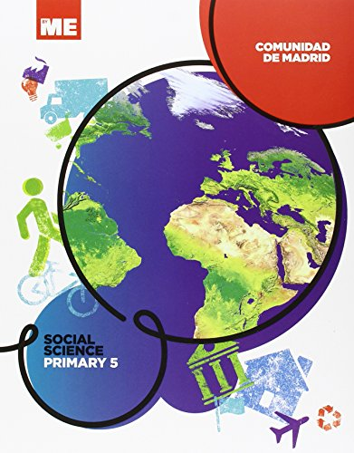 Social Science 5 MADRID (CC. Sociales Nivel 5)